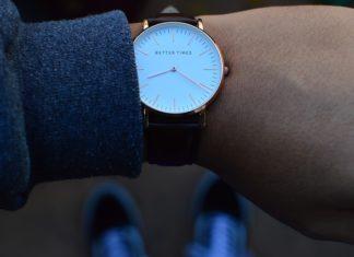 Zegarek dla biznesmena
