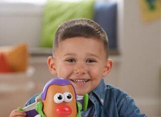 Toy Story zabawki